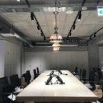 渋谷区30坪_コンクリートが特徴の居抜き物件