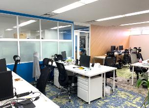 【成約済み】中央区50坪_シンプルな居抜き物件