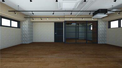 中央区約20坪_新築のセットアップオフィス