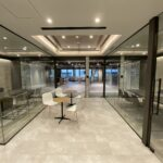 中央区54坪_東日本橋のセットアップオフィス