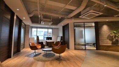 中央区112坪_東日本橋のセットアップオフィス