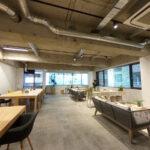 中央区36坪_久松町のリノベーションオフィス