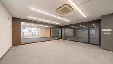 台東区63坪_柳橋のセットアップオフィス